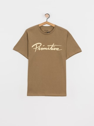 Primitive Nuevo Puff T-shirt (green)