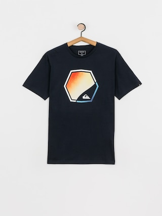 Quiksilver Fading Out T-shirt (navy blazer)