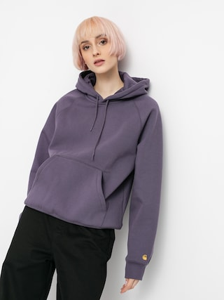 Carhartt WIP Chase HD Hoodie Wmn (provence/gold)