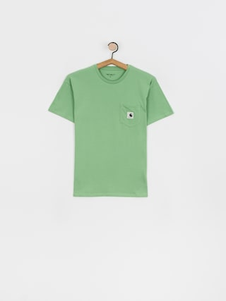 Carhartt WIP Pocket T-shirt Wmn (mineral green)