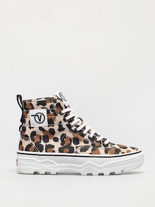 Vans Sentry Wc Shoes (leopard shifting sand/true white)