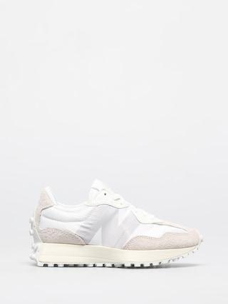 New Balance 327 Shoes Wmn (white grey)
