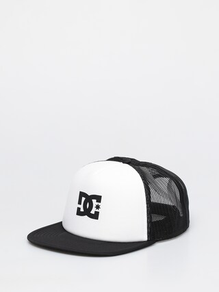 DC Gas Station Trucker ZD Cap (white/black)