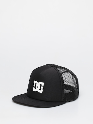 DC Gas Station Trucker ZD Cap (black)