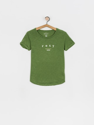 Roxy Oceanholic T-shirt Wmn (vineyard green)