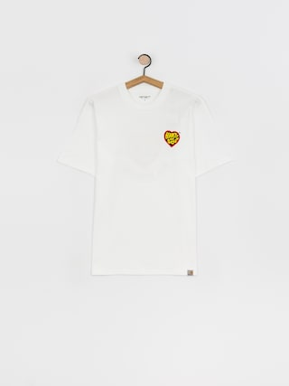Carhartt WIP Hartt Of Soul T-shirt (white)