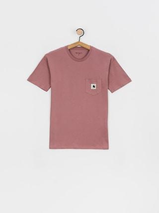 Carhartt WIP Pocket T-shirt Wmn (malaga)