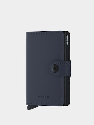 Secrid Slimwallet Wallet (matte night blue)