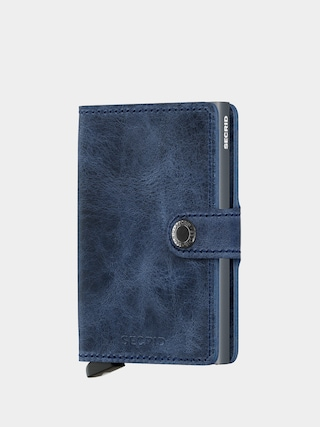 Secrid Miniwallet Wallet (vintage blue)