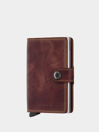 Secrid Miniwallet Wallet (vintage brown)