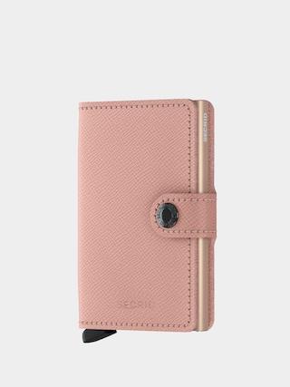 Secrid Miniwallet Wallet (crisple rose)