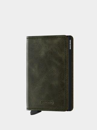 Secrid Slimwallet Wallet (vintage olive/black)