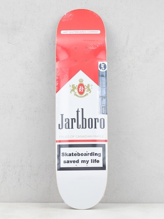Jart Life Deck (white/red 3)