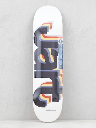 Jart Multipla Deck (white/orange)