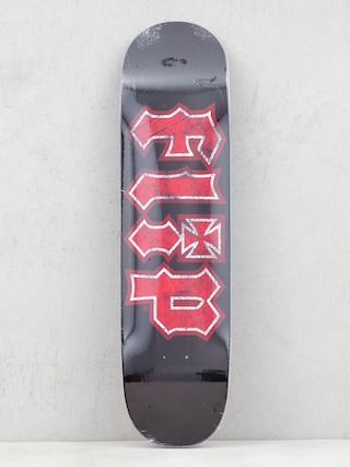 Flip HKD Thrasher Deck (black)