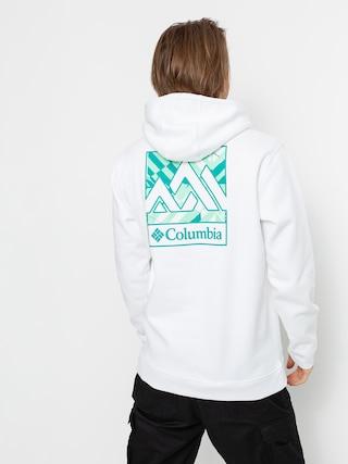 Columbia CSC Basic Logo II HD Hoodie (white block print)