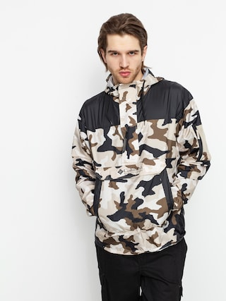 Columbia Challenger Jacket (ancient fossil trad camo/black)