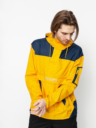 Columbia Challenger Jacket (bright gold/collegiate navy)