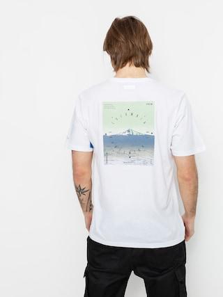 Columbia High Dune T-shirt (white true direction)