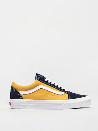Vans Old Skool Shoes (classic sport dress blues/saffron)