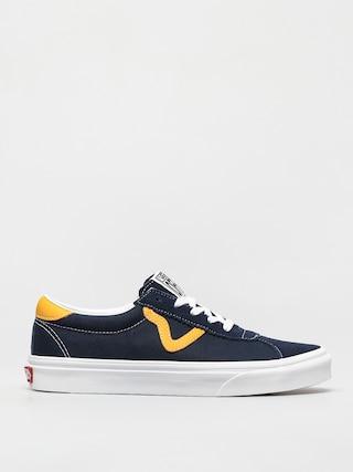 Vans Sport Shoes (classic sport dress blues/saffron)