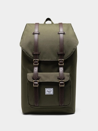 Herschel Supply Co. Little America Backpack (ivy green/chicory coffee)