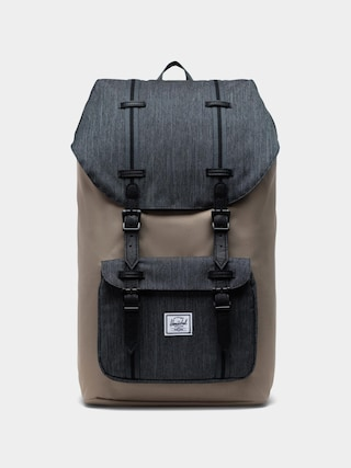 Herschel Supply Co. Little America Backpack (timberwolf/black denim/black)