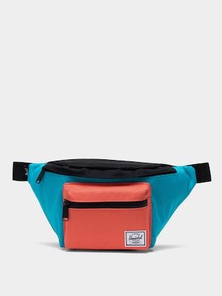 Herschel Supply Co. Seventeen Bum bag (blue bird/black/emberglow)