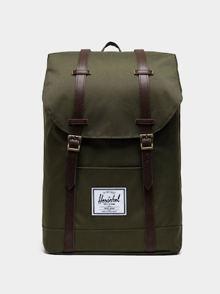 Herschel Supply Co. Retreat Backpack (ivy green/chicory coffee)