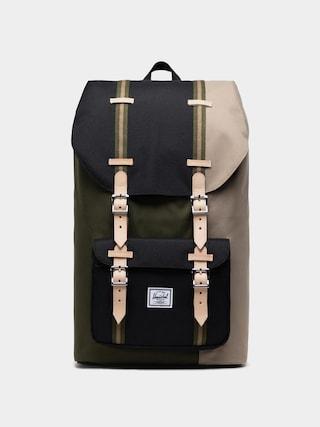 Herschel Supply Co. Little America Backpack (ivy green/black/timberwolf)