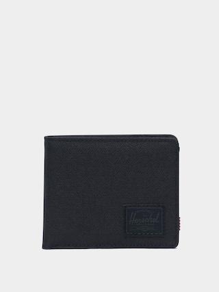 Herschel Supply Co. Roy Coin RFID Wallet (black/black)