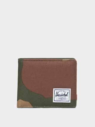 Herschel Supply Co. Roy Coin RFID Wallet (woodland camo)