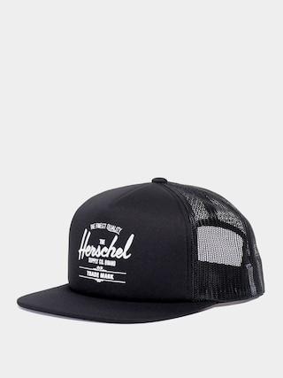 Herschel Supply Co. Whaler ZD Cap (mesh black)