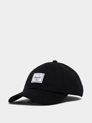 Herschel Supply Co. Sylas Classic ZD Cap (black denim)