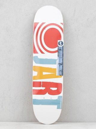 Jart Classic Deck (white/red/blue)