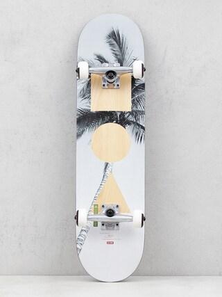Globe G1 Stack Skateboard (lone palm)