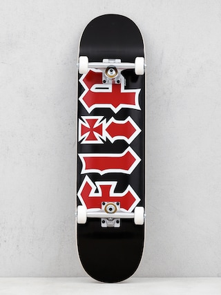 Flip HKD Skateboard (black)
