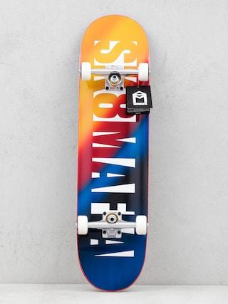 Sk8Mafia Og Logo Skateboard (blur)