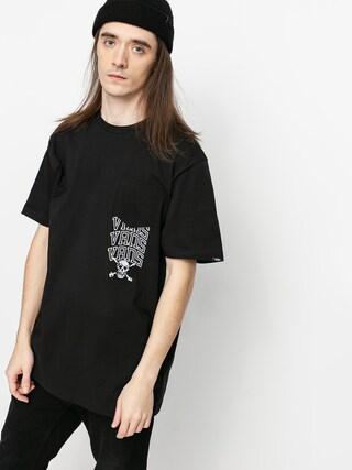 Vans New Varsity Pocket T-shirt (black)