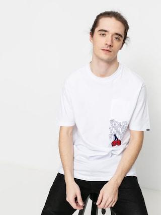 Vans New Varsity Pocket T-shirt (white)