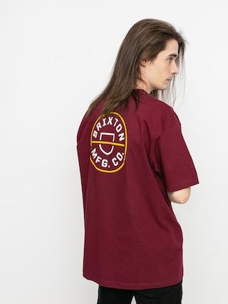 Brixton Crest II Stt T-shirt (cowhide)