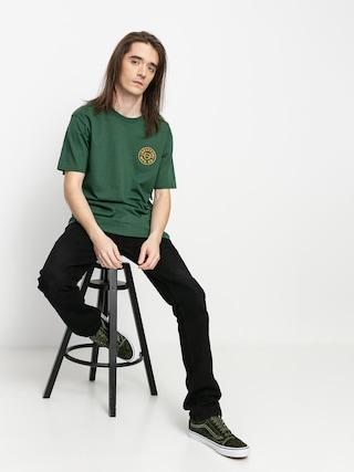 Brixton Crest X Stt T-shirt (hunter green)