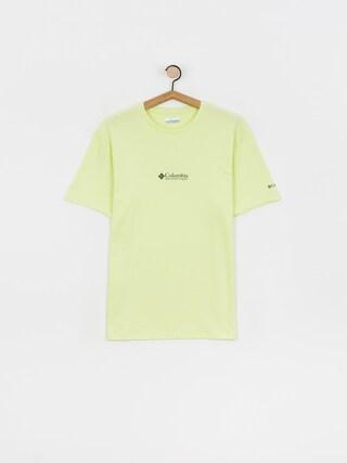 Columbia CSC Basic Logo T-shirt (spring yellow csc retro)