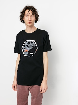 Quiksilver Fading Out T-shirt (black)