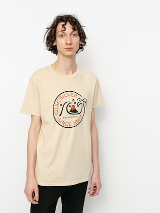 Quiksilver Into The Wide T-shirt (antique white)