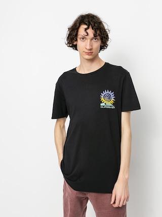 Quiksilver Island Pulse T-shirt (black)