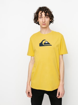 Quiksilver Comp Logo T-shirt (rattan)