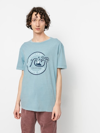 Quiksilver Into The Wide T-shirt (blue heaven)