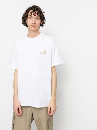 Carhartt WIP American Script T-shirt (white)