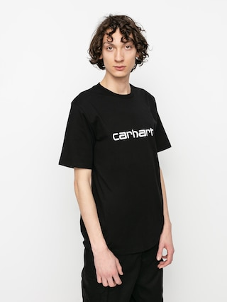 Carhartt WIP Script T-shirt (black/white)